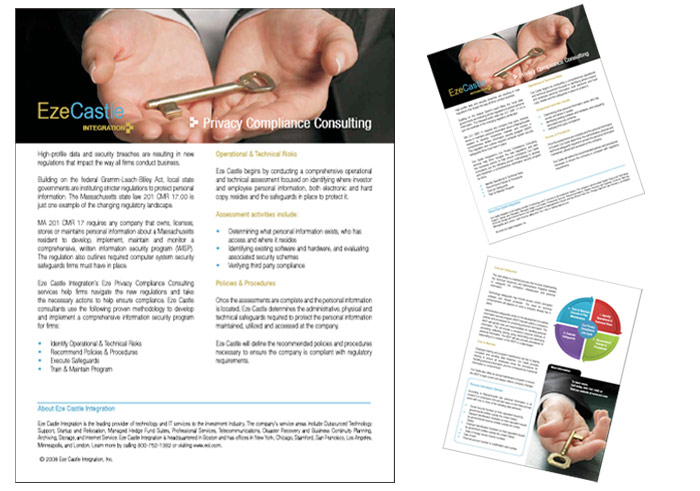 brochure design company